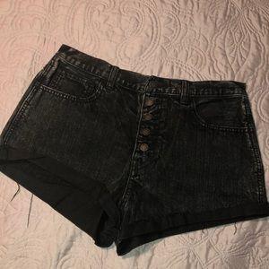 Size 29 Hollister High Waisted Shorts